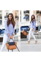 Jessica Buurman bag - romwe shirt