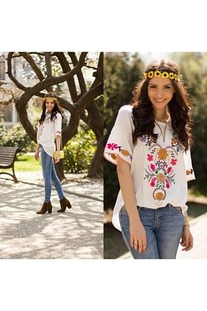 Sheinsidecom blouse