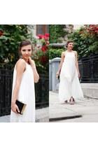 romwe dress - Little Mistress sandals
