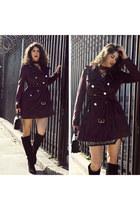 magenta faux suede Jessica Simpson jacket