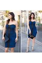 navy Forever 21 dress