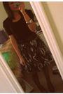Black-forever-21-top-forever-21-skirt-target-tights-aldo-shoes