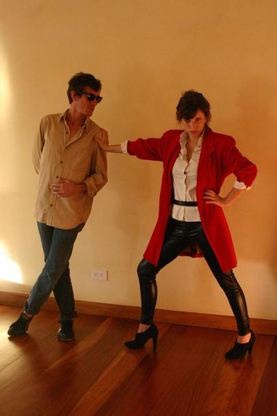 jacket - Express blouse - Kenneth Cole belt - Express pants - Zara shoes