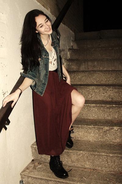American Apparelmer skirt