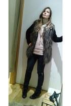 yeti Zara coat