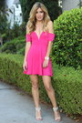 Hot-pink-luna-boutique-dress