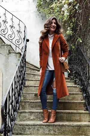 tawny morgan clifford coat