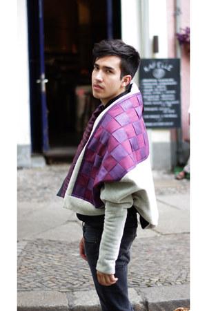 artsy jacket Sakolowski jacket