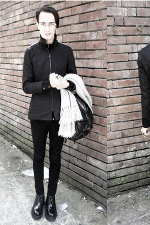 studded LeNerd jacket