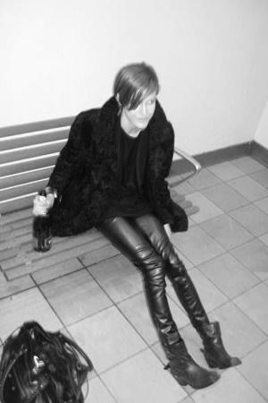 coat - pants