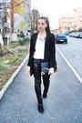 Black-suede-deichmann-boots-black-3suisses-coat-white-cotton-bershka-shirt