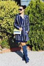 Navy-suede-boots-navy-sammydress-dress-navy-coat-color-block-h-m-purse