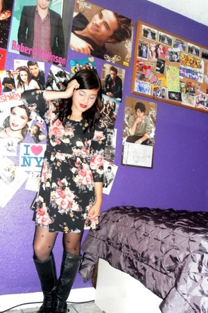 Forever 21 dress - Mossimo shoes