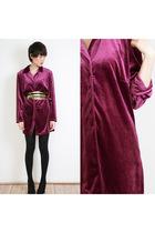 red oh leoluca dress