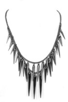 Spikes-necklace