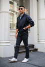 Ivory-oxford-todd-snyder-x-cole-haan-shoes-black-ripped-en-noir-x-gq-jeans