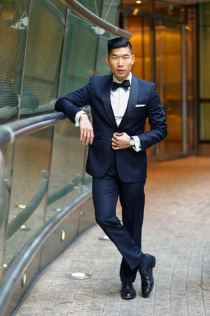 white tuxedo Combatant Gentlemen shirt