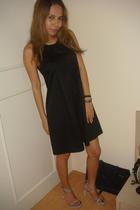 Details dress - ferragamo accessories - Evita accessories - Jil Sander shoes