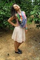 Tamar Branitzky scarf
