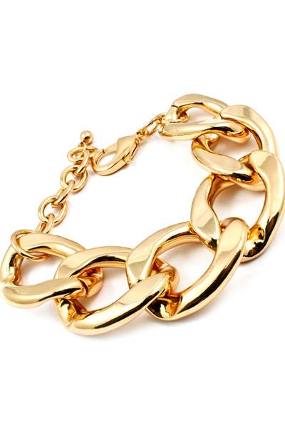 gold links Libi & Lola bracelet
