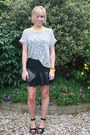 Leather-zara-skirt-neon-trim-river-island-top
