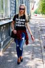 Navy-h-m-jeans-black-lovelywholesale-shirt-black-lovelywholesale-bag