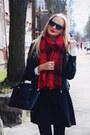 Black-h-m-jacket-white-lovelywholesale-sweater-black-lovelywholesale-bag