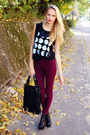 Black-ebay-bag-crimson-h-m-pants-black-front-row-shop-top