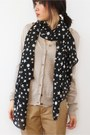 Cross Wood Store Scarves