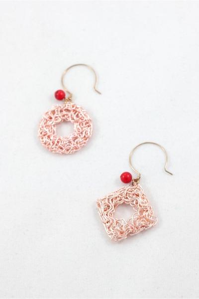 CrossWoodStore earrings