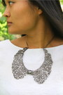 Charcoal-gray-crosswoodstore-necklace