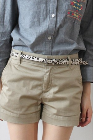 CrossWoodStore belt