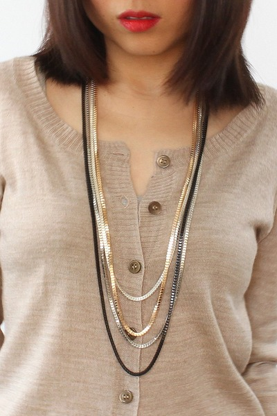 CrossWoodStore necklace