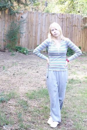 sports store pants - wallmart blouse