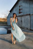 Lillys Kloset dress - Lillys Kloset pumps