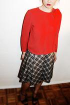 top - Sample skirt - Karl Lagerfeld