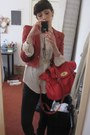 Black-office-boots-black-primark-leggings-red-primark-blazer-ivory-primark