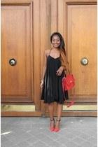 Bag bag - Zara shoes - asoscom dress