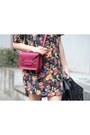 Black-rag-bone-boots-floral-print-yumi-kim-dress