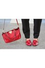 Black-leather-eudon-choi-jacket-red-valentino-bag-black-baggy-zara-pants