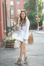 Brown-booties-jeffrey-campbell-boots-white-bohemian-h-m-dress