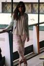 New-yorker-jacket-bershka-pants-bershka-blouse-h-m-flats