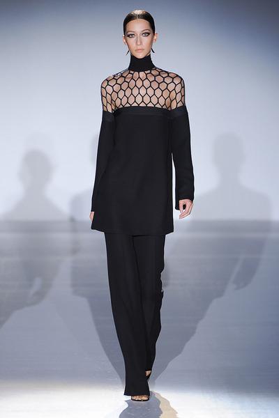 black Gucci dress