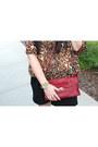 Red-alloy-heels-brick-red-forever-21-bag-black-old-navy-shorts