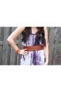 Eggshell-shoedazzle-heels-deep-purple-free-people-dress-brown-express-belt