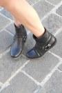 Black-ikks-boots-black-givenchy-bag-blue-one-teaspoon-shorts