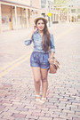 Urban-outfitters-hat-charlotte-russe-jacket-zara-shorts