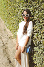 White-zara-sweater-blue-satchel-steve-madden-bag-off-white-maxi-zara-skirt