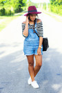 Crimson-wide-brim-forever-21-hat-blue-denim-express-jumper