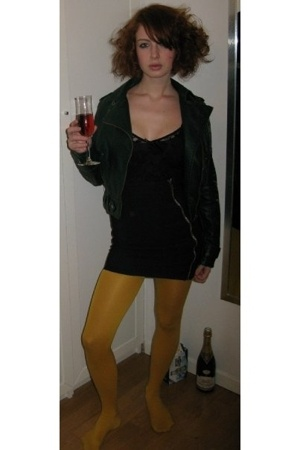 Zara jacket - Rut mfl top - Monki skirt - Pimki